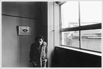 Shigeo Gocho self-portrait, 1976-77