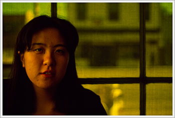 Naoko, Brainwash, San Francisco, August 29, 1996: click for larger image