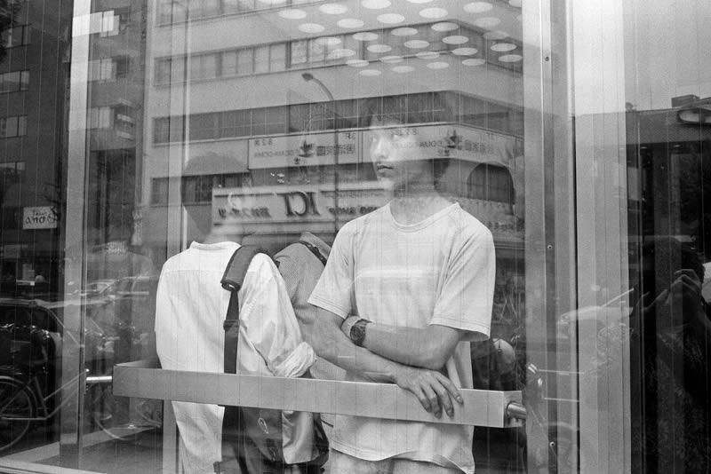 Kanda-Jimbocho, Tokyo, July 10, 2004