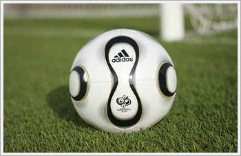 Adidas Teamgeist World Cup 2006 official ball