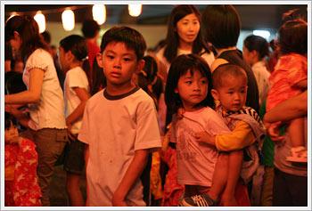 Bon Odori Festival, Warabi - July 29, 2006