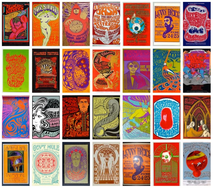 Fillmore Posters